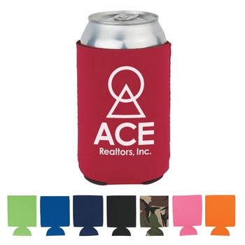 NEOPRENE Collapsible Can Cooler