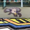 4' x 6' Custom-Shape Indoor High Traffic Floor Mat with Full-Color Printing
