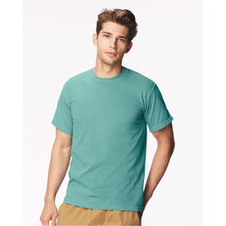 Men's Pigment Dyed Heavyweight Ringspun Cotton Tee