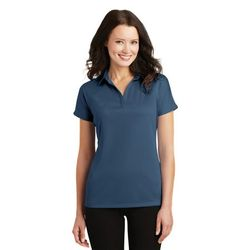 Ladies' Crossover Moisture-Wicking Raglan Polo