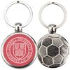 Soccer Ball Keychain with Full Color Printing