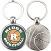 Basketball Keychain with Full Color Printing