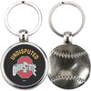 Baseball Keychain with Full Color Printing
