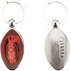 Football Keychain with Full Color Printing
