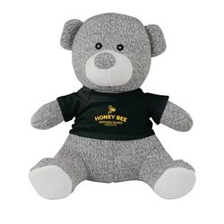 "8"" Knitted Teddy Bear"