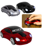 Give Your Desk a Quick Tune-Up with This Sporty Race Car MOUSE