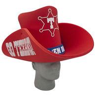 Foam Cowboy Hat