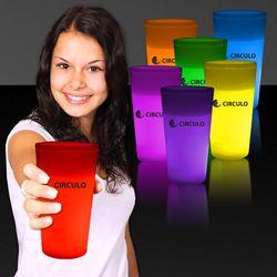 12 oz Plastic Glow-Stick Cups