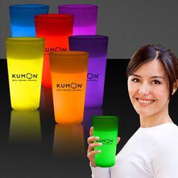 16 oz Plastic Glow-Stick Cups
