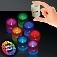 7-Color LED Candle Light - Safer Than Traditional Candles and Won't Melt