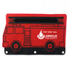 Fire Engine School Pencil Pouch