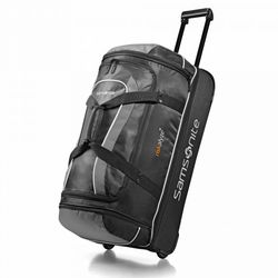 "Samsonite® Andante 28"" Drop Bottom Wheeled Duffel"