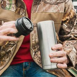 Yeti® Rambler™ 18 oz Stainless Steel Vacuum Insulated Bottle