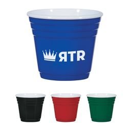2 oz Mini Party Cup is Sturdy and Reusable
