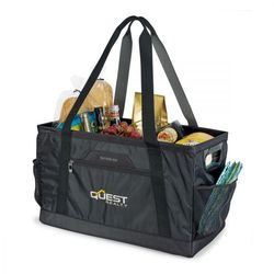 Samsonite® Deluxe Utility Tote Doubles as a Trunk Organizer