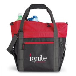 Convertible Expanding Cooler Tote