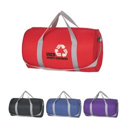 "18"" Polyester Budget Duffel Bag"