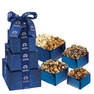 5-Tier Popcorn Gift Tower with 5 Best-Selling Flavors