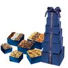 6-Tier Decadence Gift Tower with 11 Different Sweet and Savory Treats