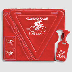 Reflectice Bike Safety Kit