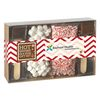 Hot Chocolate on a Spoon - 4 Pack with Marshmallows and Peppermint
