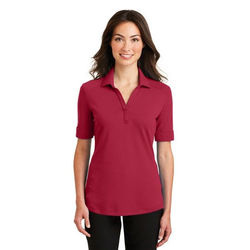Ladies' Easy Care Smooth Knit Polo (Better)