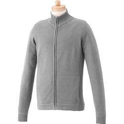Quick Ship Men's Full-Zip Sweater