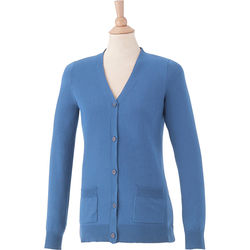 Quick Ship Ladies' Cardigan Sweater