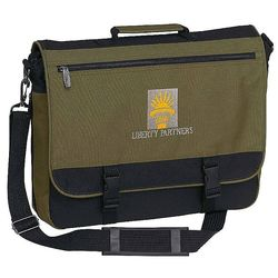 """12.5"""" x 16.75"""" Polyester Typhoon Deluxe Briefcase"""