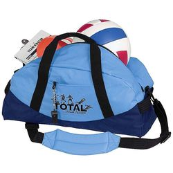 "20"" Medium Classic Nylon/Polyester Duffel Bag"