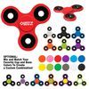 Fidget Spinner with Full-Color Printing and Mix N' Match Colors