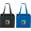 Collapsible Sturdy Storage Cube-Tote with Handles