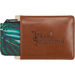 Wallet with RFID Protection and Secret Hidden Cash Pocket