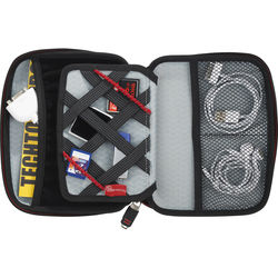 Electronics Case is Perfect to Pre-Pack with Accessories and Have Ready for Travel
