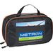 Slim Dopp Kit or Travel Accessory Pouch for Tech Cables and More