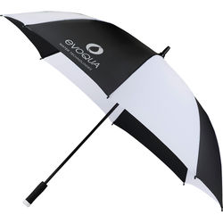 "58"" Arc Auto-Open Golf Umbrella with Foam Grip (36"" Folded)"