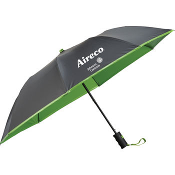 "42"" Arc Auto-Open Umbrella with Color Inside (16"" Folded)"