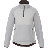 Quick Ship LADIES' Lightweight Pullover Jacket