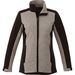 Quick Ship LADIES' Waterproof Color-Blocked Softshell Jacket (50°F to 23°F)