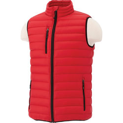 Quick Ship MEN'S Water Repellent Vest - Goose Down Insulation