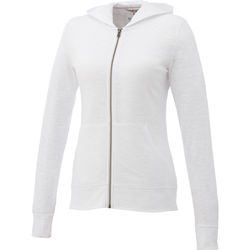 Quick Ship LADIES' Lightweight Slub Knit Hoodie