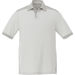 Quick Ship MEN'S Subtle Color Blocked Technical Wicking Polo