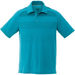 Quick Ship MEN'S Tone-on-Tone Striped Technical Wicking Polo