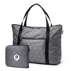 "RuMe®cFold Travel Duffle Zips Into Itself (16"" x 20"")"