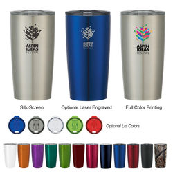 20 oz Hot/Cold Stainless Steel Vacuum Insulated Travel Tumbler
