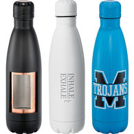 17 oz Copper Hot/Cold Vacuum Insulated Bottle (Cap Color Matches Bottle Color)