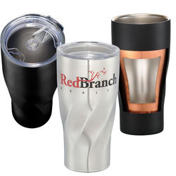 20 oz Copper Hot/Cold Vacuum Insulated Tumbler
