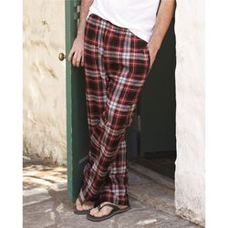 Men's Flannel Pants With Pockets