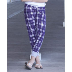 Youth Flannel Tailgate Jogger Pants