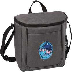 "Trendy ""Snow Canvas"" Metropolitan Insulated Cooler Bag"